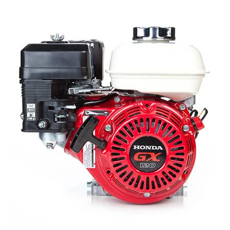 200 Gallon UTV Trailer Sprayer Honda Gx120 Pump