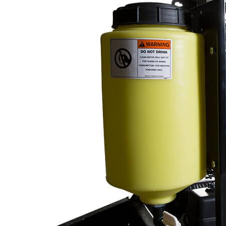 200 Gallon UTV Trailer Sprayer Rinse Tank