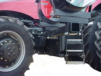Case Side Mount Tank Rack