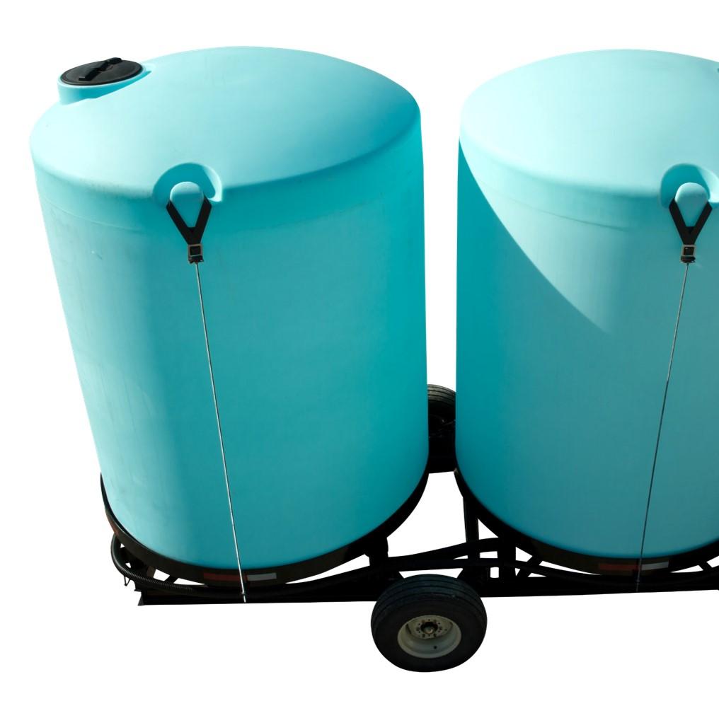 Dual Cone Nurse High Capacity Cone Tanks