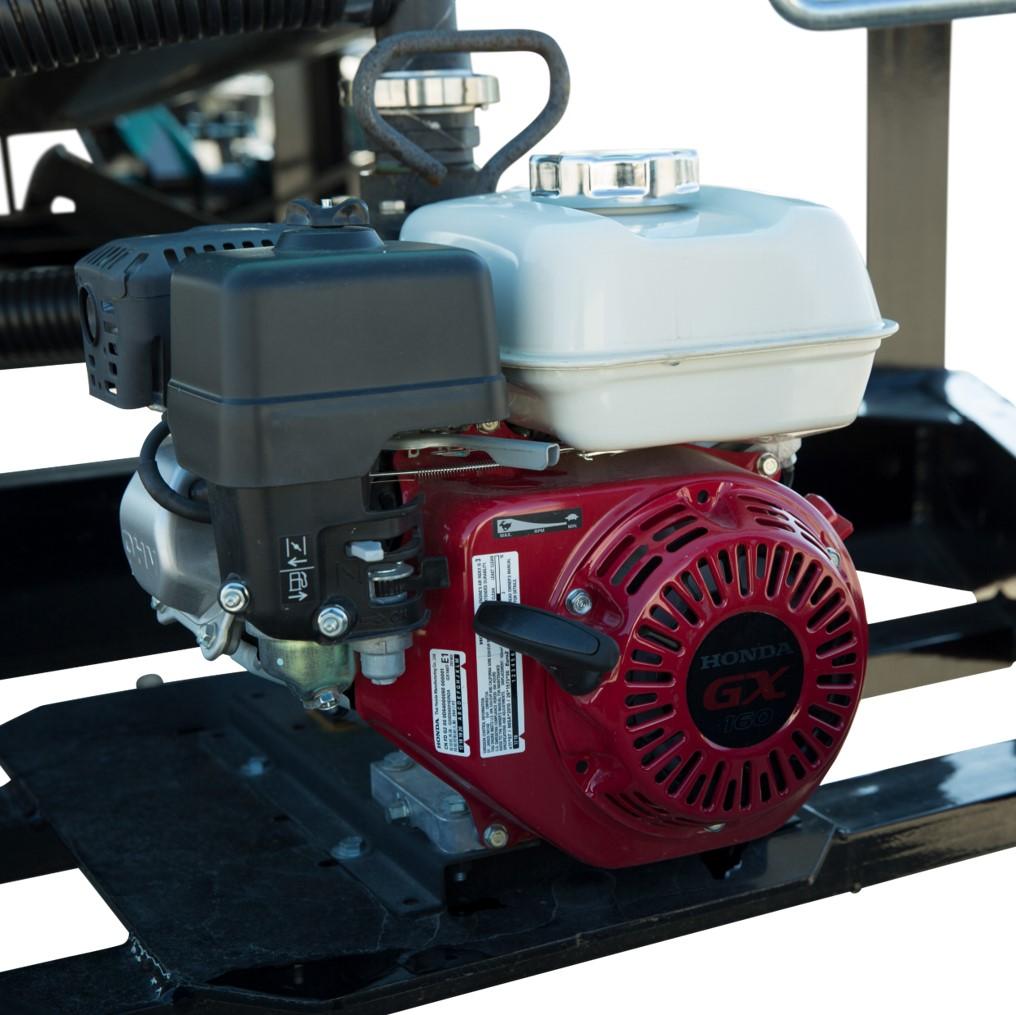 Dual Cone Nurse Honda® Engine Transfer Pump