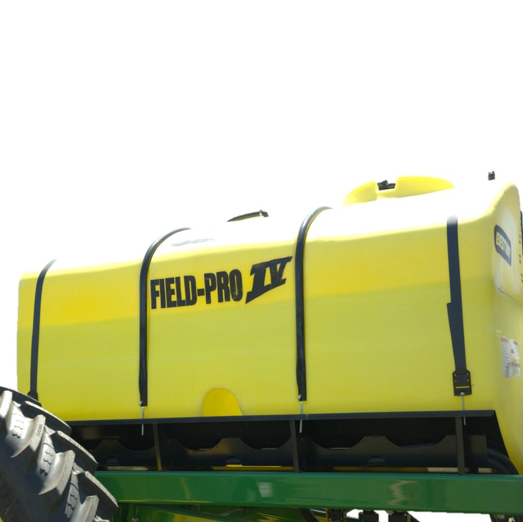 Field Pro IV Large Sprayer Tank Capacity