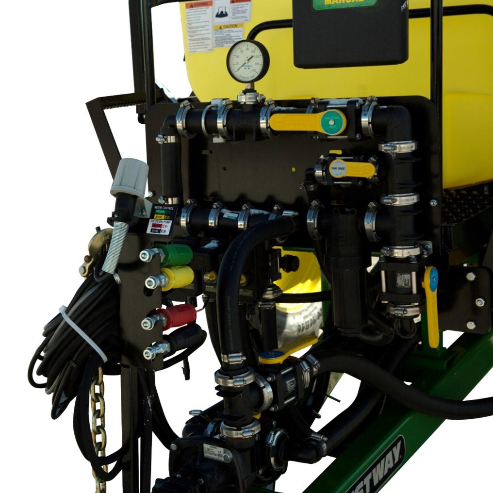 Field Pro IV Sprayer Interface Center