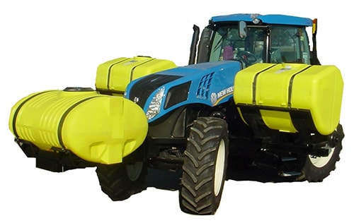 Newholland Front Mount Tank Rack