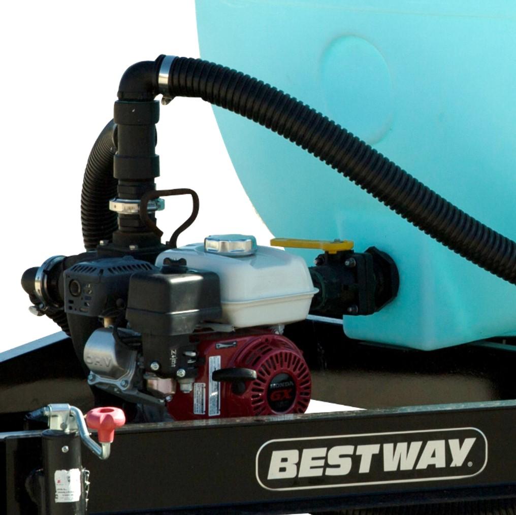 Nurse Trailer Honda® Brand Gas Engine