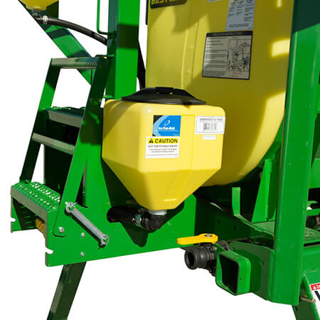 Pro Mount Chemical Quick Fill System
