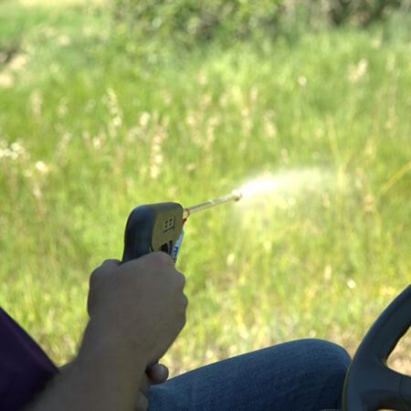 Spot Sprayer Handgun Spray Distance