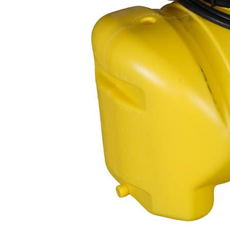 Spot Sprayer Molded In Handling Grips