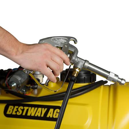 Spot Sprayer Various Handgun Types
