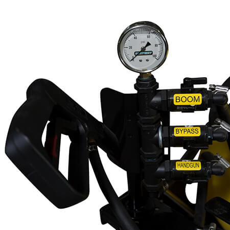 Utv Sprayer 3 Way Valve Control Center