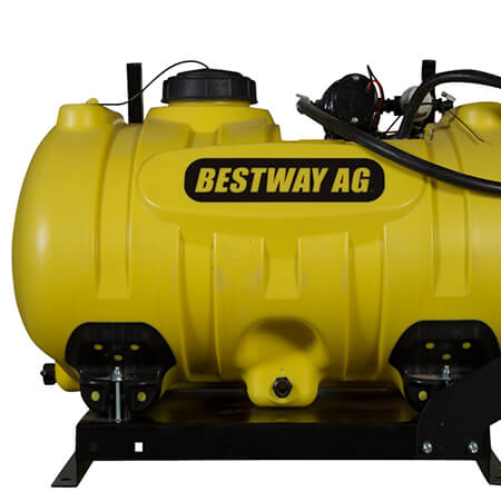Utv Sprayer Uv Stable Hdpe Tank