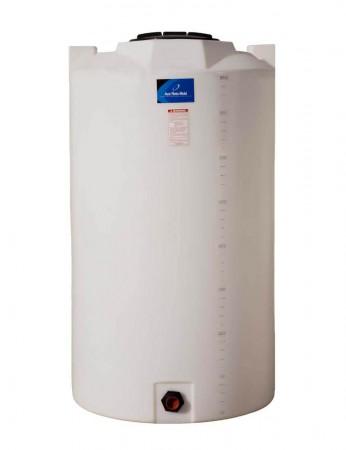 420 Gallon Plastic Vertical Storage Tank