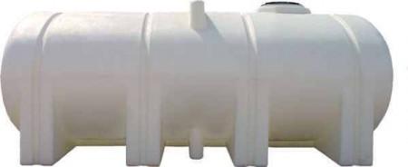 2350 Gallon Elliptical Leg Tank with Bands