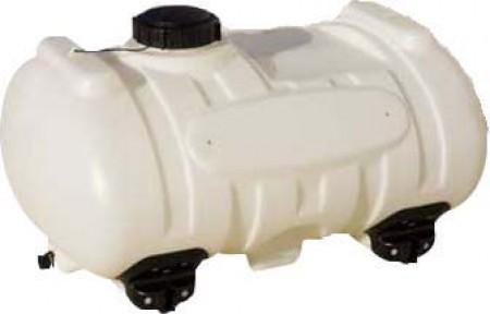 40 Gallon White Spot Sprayer Tank