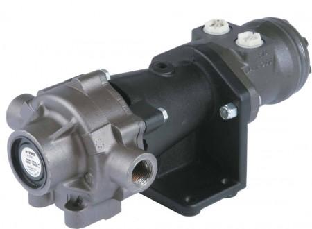"3/4"" NPT Hydraulic Cast Iron 8-Roller Pump"