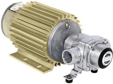 "3/4"" NPT Silvercast 12 Volt Electric 4-Roller Pump"