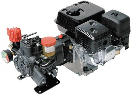 6.5 HP PowerPro Gas Diaphragm Pump