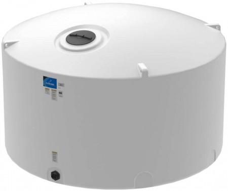7000 Gallon Plastic Vertical Storage Tank