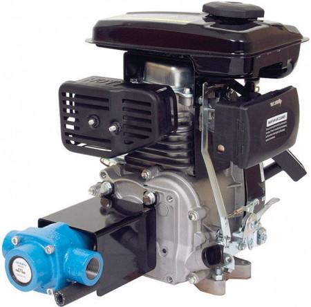 "3/4"" NPT 2.5 HP PowerPro Gas Silvercast 4-Roller Pump"