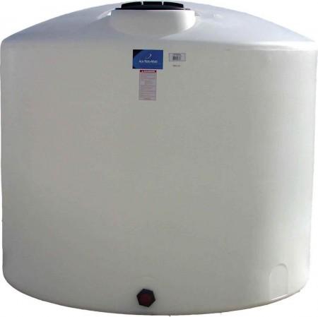 3400 Gallon Plastic Water Storage Tank