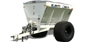 Dalton Mobility Dry Fertilizer/Lime Spreaders