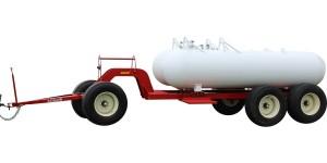 Dalton Anhydrous Ammonia Gooseneck Wagons