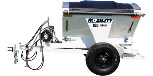 Dalton Mobility 100 Dry Fertilizer Spreaders