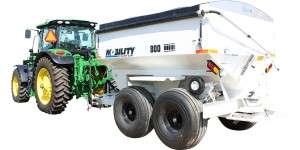 Dalton Mobility Tandem Dry Fertilizer Spreaders