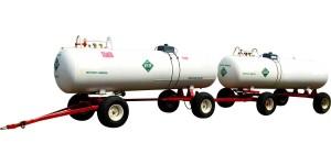 Dalton Anhydrous Ammonia Reach Pole Wagons