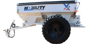 Dalton X2 Dry Fertilizer Spreaders