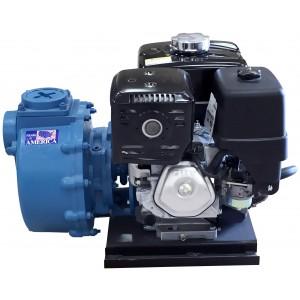 "13 HP Honda w/ Electric Start Gas Cast Iron Transfer Pump -  3"" NPT Inlet x 3"" NPT Outlet"