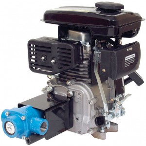 "3/4"" NPT 2.5 HP PowerPro Gas DrivenCast Iron 4-Roller Pump"