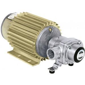 "3/4"" NPT Electric 12 Volt Silvercast 4-Roller Pump"