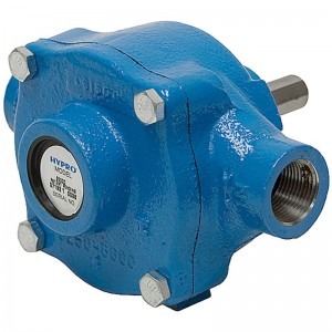 "3/4"" NPT Cast Iron 6-Roller Pump"