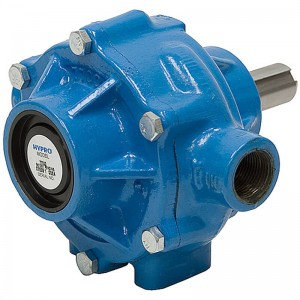 "3/4"" NPT Cast Iron 7-Roller Pump"