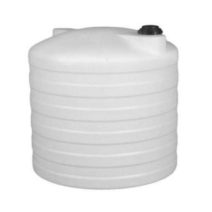 220 Gallon Plastic Vertical Storage Tank