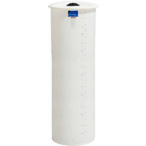 100 Gallon Plastic Vertical Storage Tank