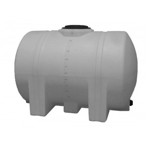 535 Gallon Horizontal Leg Tank with Bands