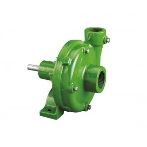 "Belt Driven Cast Iron Pump with 1-1/2"" Suction x 1-1/4"" Discharge"