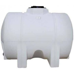 925 Gallon Horizontal Leg Tank with Bands