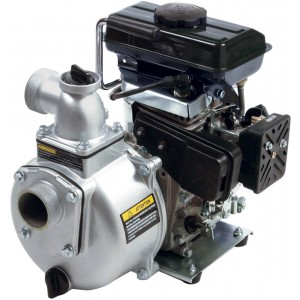 "6.5 HP PowerPro Gas Aluminum Transfer Pump with 2"" NPT Inlet x 2"" NPT Outlet"