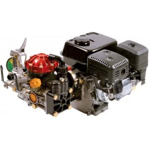 6.5 HP PowerPro w/ Electric Start Gas Diaphragm Pump