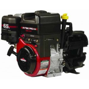 "6.5 HP Briggs & Stratton Gas Engine Poly Pump with 2"" NPT"