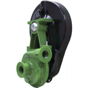 PTO Belt Driven Cast Iron Pump with 220 Flange Suction x 200 Flange Discharge