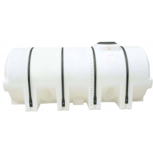 1005 Gallon Horizontal Leg Tank with Bands