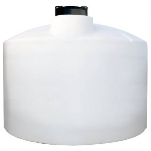 120 Gallon Plastic Vertical Storage Tank