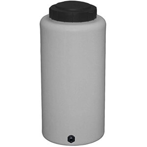 10 Gallon Plastic Vertical Storage Tank