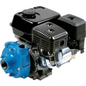 "6.5 HP PowerPro Gas Cast Iron Centrifugal Pump with 1-1/2"" NPT Inlet x 1-1/4"" NPT Outlet"