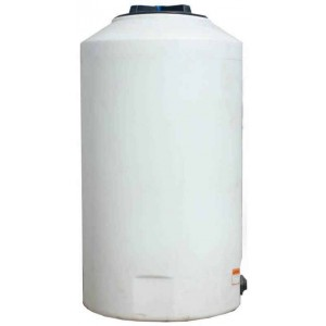 165 Gallon Plastic Vertical Storage Tank