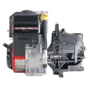"3 HP Briggs & Stratton Gas Engine Poly Pump with 2"" NPT"